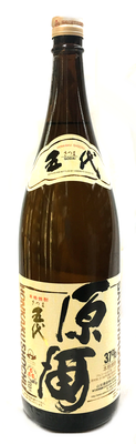 五代 芋焼酎 原酒37度 1800ml