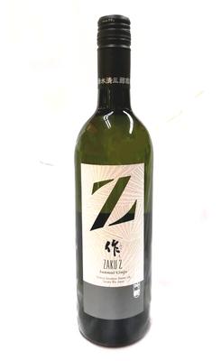 三重県 清水清三郎商店 作(ざく) Z 純米吟醸 750ml【瓶詰め年月/2020年2月】