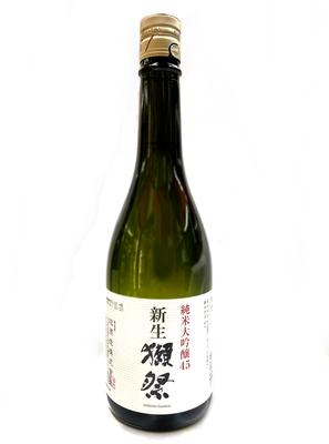山口県 旭酒造 新生獺祭 純米大吟醸