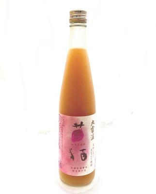 長野県 大雪渓 苺酒(いちござけ) 500ml