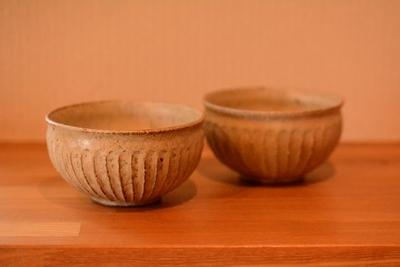 耕窯 「チタン釉小鉢」