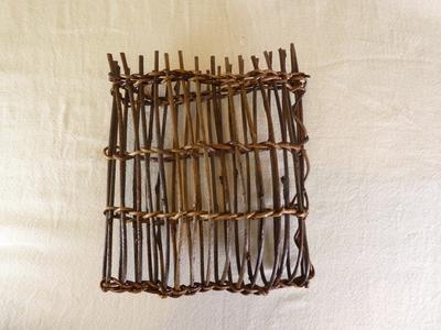 フラワーバスケット~lattice~ 【c002】