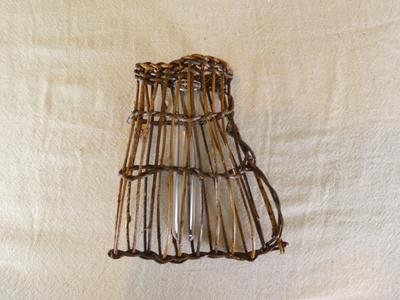 フラワーバスケット~lattice~  【c004】