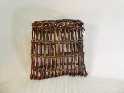 フラワーバスケット~lattice~  【c009】