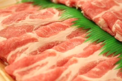 伊賀豚 【しゃぶしゃぶ】豚肩ロース 500g (100g:250円)