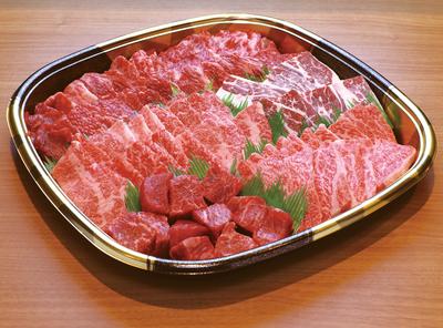 【コロナに負けるな!タレ1本サービス】BBQ牛々セット オクダブランド伊賀牛 牛肉だけのセット 合計1.4kg お得セット 焼き肉 盛り合わせ 骨付き牛肉