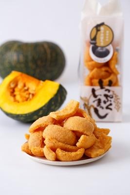 <加賀市特産野菜>味平かぼちゃ かきもち
