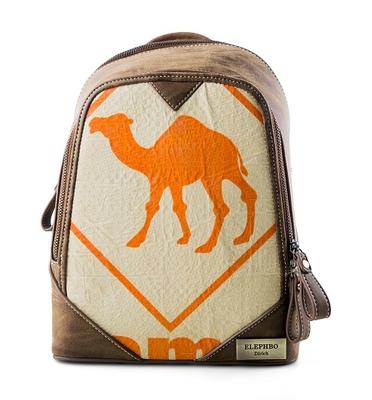 Rucksack Cutie Orange Camel
