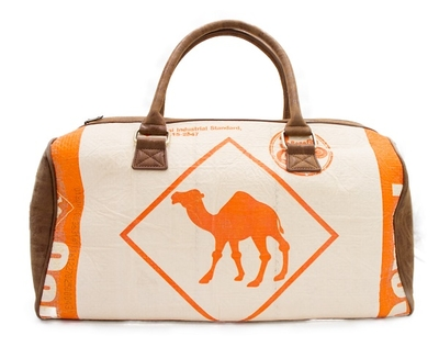 Weekender Sporty Orange Camel
