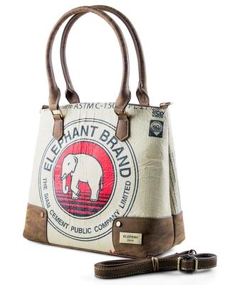 Handbag Lovely Red Elephant