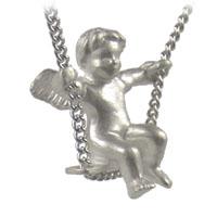 ブランコ天使のネックレス【送料無料】