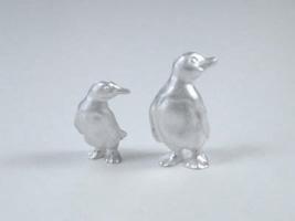 ペンギンのオブジェ (置物)大【送料無料】
