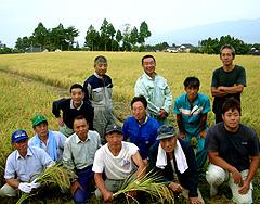 トキの田んぼを守る会 無農薬無化学肥料コシヒカリ(白米)