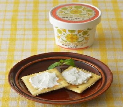 【冷蔵】佐渡乳業 農場クリームチーズ100g