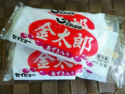 金太郎アイス(バラ)