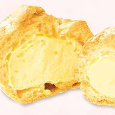 【バーチャル佐渡物産展】地鶏卵のシュークリーム