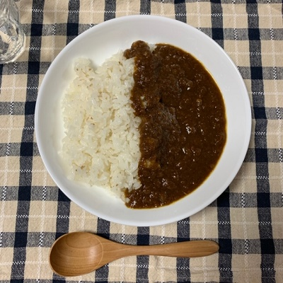 【冷凍】淡路玉ねぎ&ビーフカレー(200g×5袋)