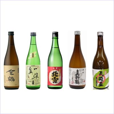 佐渡5蔵日本酒セット②