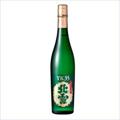 北雪 純米大吟醸YK35 専用箱付
