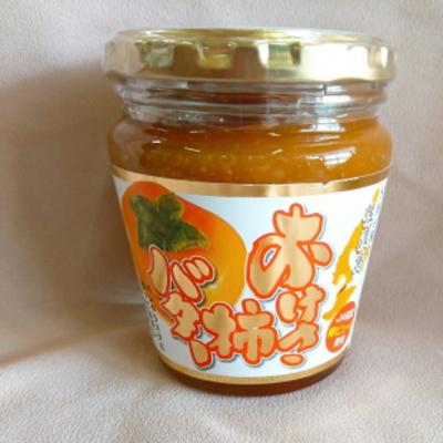 おけさ柿ジャムバター