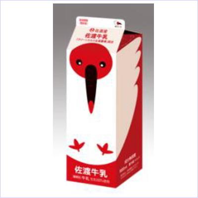 【冷蔵】佐渡乳業 佐渡牛乳