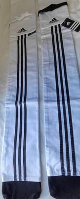 新品 + adidas竹刀袋 3ラインデザイン adidasと言えばやっぱり3本線がかっこいい!<アウトレット>