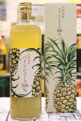 石垣島産パインジュース100% 900ml