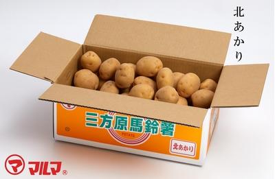 三方原馬鈴薯(北あかり)2LまたはLサイズ10kg