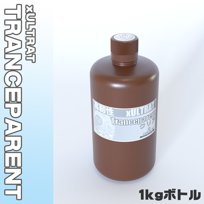 MIRACLP xULTRAT 透明 UVレジン(高靭性)【 1kg】