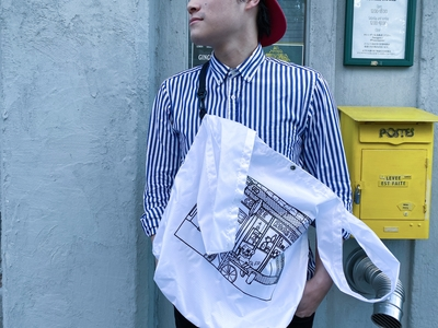 2-way Shopping bag