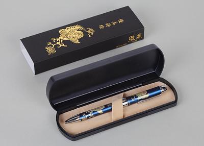 中尊寺オリジナル蒔絵ボールペン 鉄紺(てっこん)