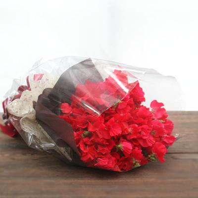 【花束】約50本「ビビアンレッド」