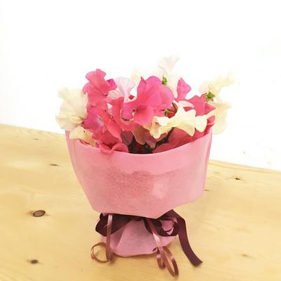 【花束】約15本「そのまま飾れるミニブーケ」