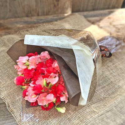 【花束】約20本「バレンタインミニ花束」