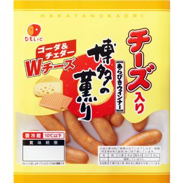 博多の薫り(チーズ)116g×3パック