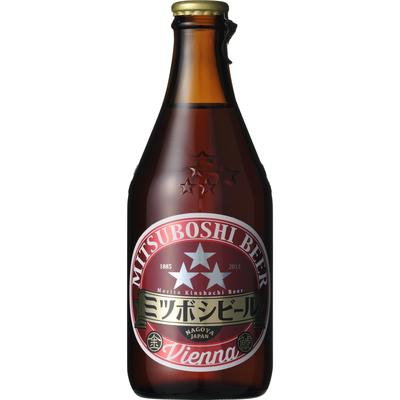 ミツボシビールウインナスタイルラガー