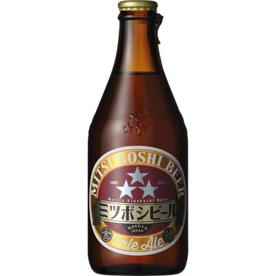 ミツボシビールペールエール6本セット