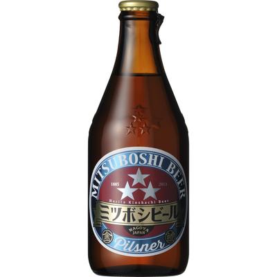 ミツボシビールピルスナー6本セット