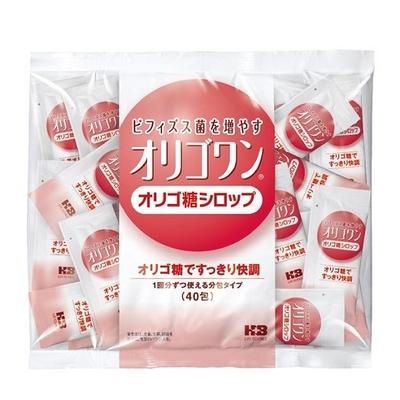オリゴワン オリゴ糖シロップ分包 40包