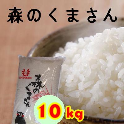 令和1年収穫米 ★森のくまさん 10kg★