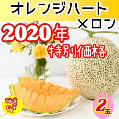 オレンジハート2玉 2020年特別価格