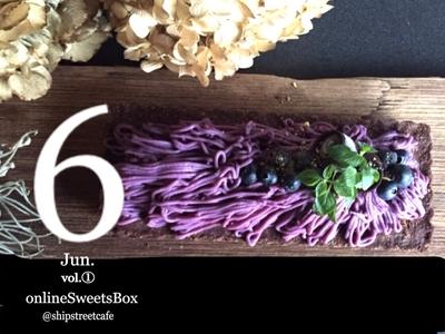 Vegan&RawOnline   SweetsBox6月-①