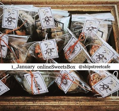 Vegan&RawOnline   SweetsBox1月-➀