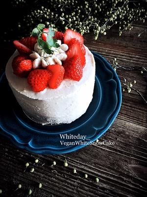 WhitedaySweetsCake _2021★