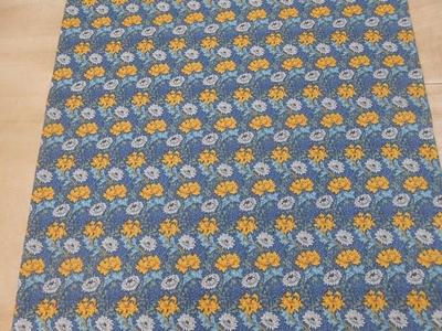 CHRYSAN THEMUM1878 /   KELMSCOTT BLUE