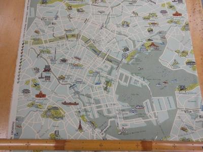 TOKYO MAP / VINTAGE
