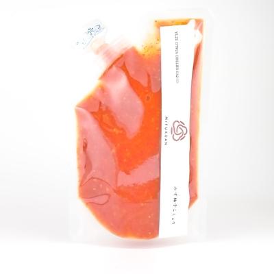 みず柚子こしょう(赤)100gSTP(Yuzugoshow Liquid/液状柚子こしょう)