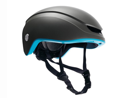BROOKS ISLAND HELMET / MUD BLUE / L