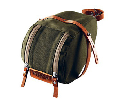 BROOKS ISLE OF WIGHT SADDLE BAG / M