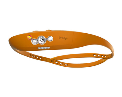 KNOG BANDICOOT HEADLAMP / ORANGE